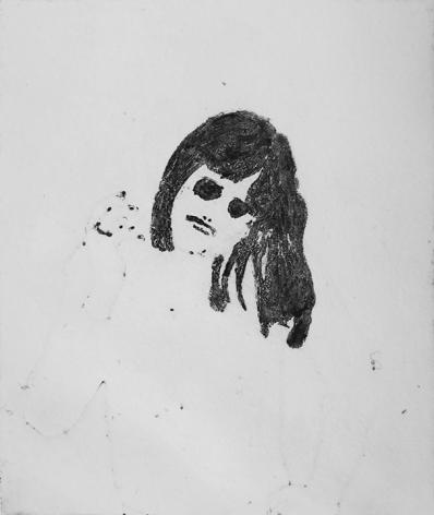 Elin Rødseth Networker (No. 8), 2018 Photopolymer on paper