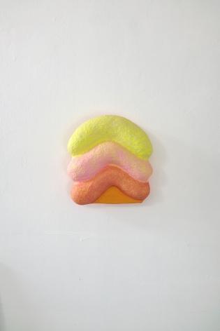 Chiaozza Sun-Dried Dew Drop, 2019 Acrylic on paper pulp