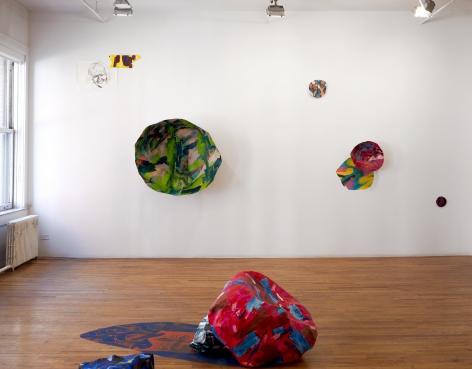 rachael gorchov concavity exhibition installation