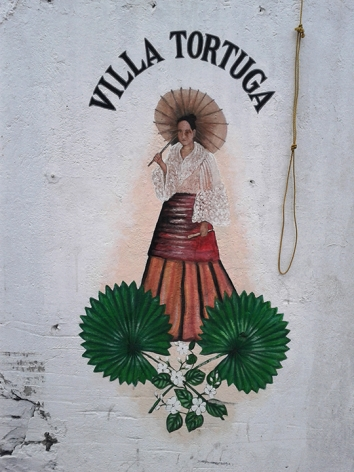 Wall Mural, Philippines