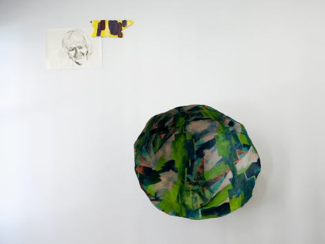 rachael gorchov painting and drawing installation
