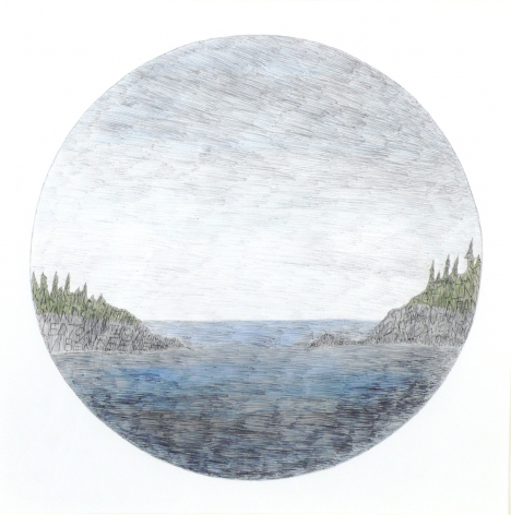 Russell Crotty, In the Straights of Juan de Fuca, 2010