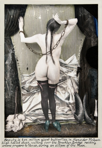Joel-Peter Witkin, Venus in Chains, 2010