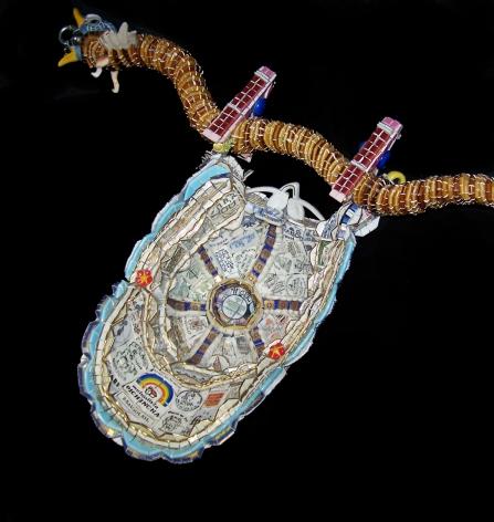 Monica Machado, La corde à linge: Image de Marque, 2006 -2007