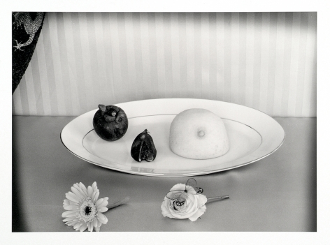 Joel-Peter Witkin, Still Life with Breast, 2001