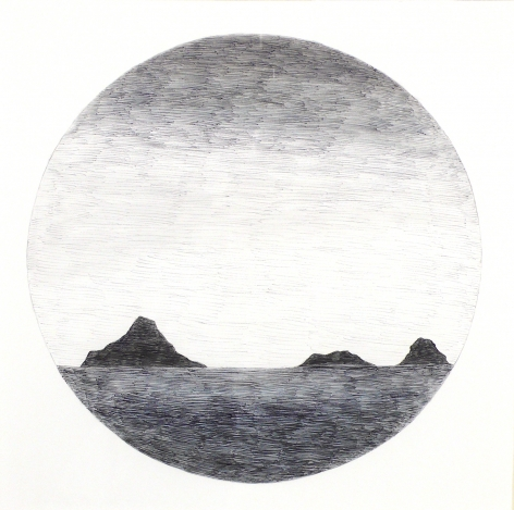 Russell Crotty, Dark Rocks Offshore I, 2010