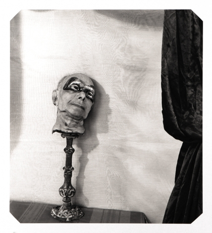 Joel-Peter Witkin, What is poetry when we are so little, 2002