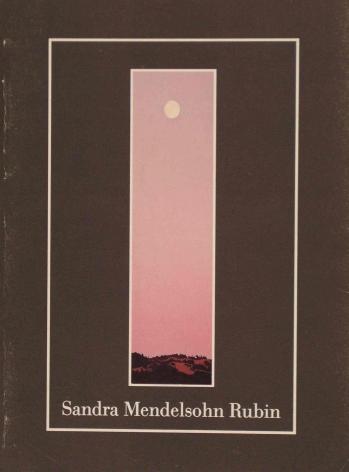 SANDRA MENDELSOHN RUBIN