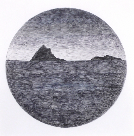 Russell Crotty, Dark Rocks Offshore III, 2010