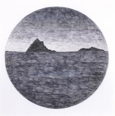 Russell Crotty, Dark Rocks Offshore III, 2010