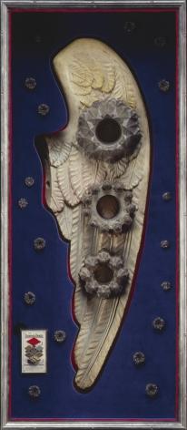Alan Glass, L'Azur Annexe, 1994