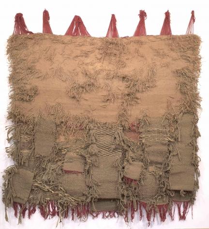 "J.Grau Garriga ""Textures_fan_mar"" 1974 (220x225 cms)"