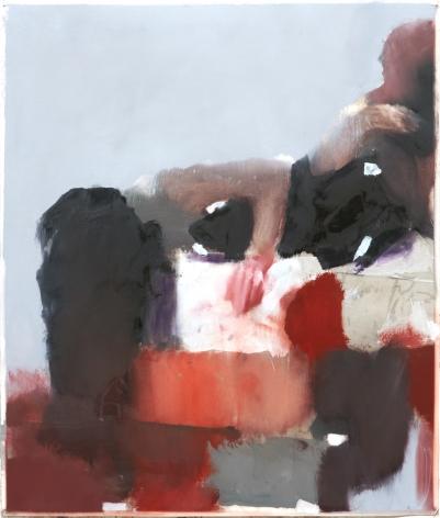 Simon Edmondson, Red Hand, 2014