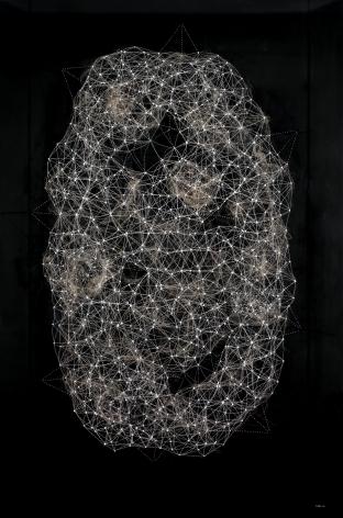 Antonio Crespo Foix, Cúmulo Reticular (Cluster Grid), 2011
