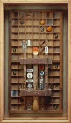 Alan Glass, Le Vitrier, 1994