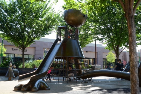 Big Girl Playground, Westchester's Ridge Hill, Yonkers, NY
