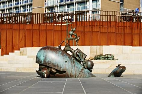 Moby Dick, Museum Beelden aan Zee, Scheveningen, The Netherlands