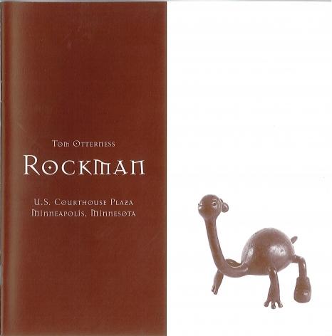 Tom Otterness Rockman