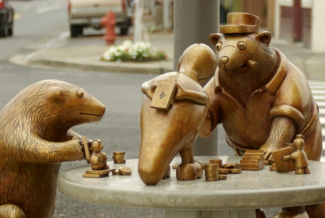 Wildlife Game Nite, 2010  Connell, WA