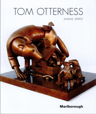 Tom Otterness: Animal Spirits