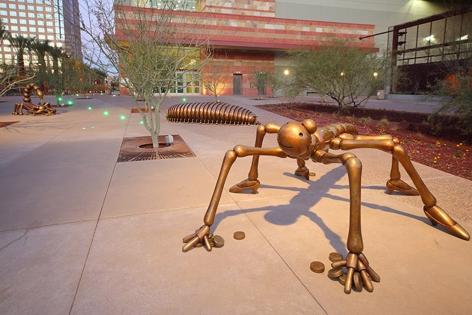 Social Invertebrates, Phoenix Convention Center, Phoenix, AZ