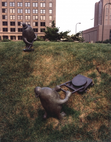 Rockman, US District Courthouse, General Services Administration, Minneapolis, MN