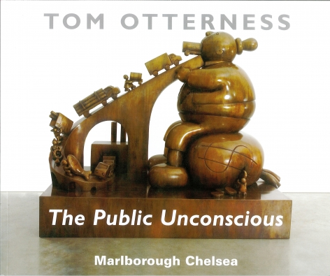Tom Otterness: The Public Unconscious