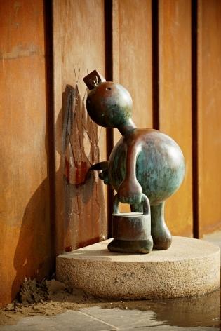 Hans Brinker, Museum Beelden aan Zee, Scheveningen, The Netherlands