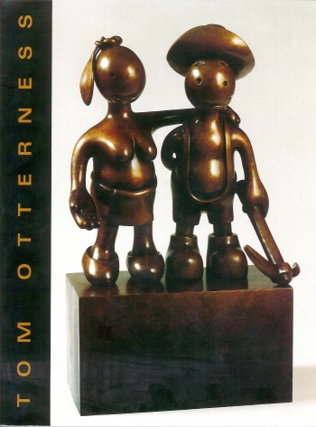 Tom Otterness: Gold Rush