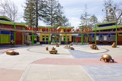 Another World, Happy Hallow Zoo, San Jose, CA