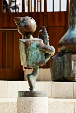 Ballerina, Museum Beelden aan Zee, Scheveningen, The Netherlands