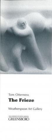 Tom Otterness The Frieze