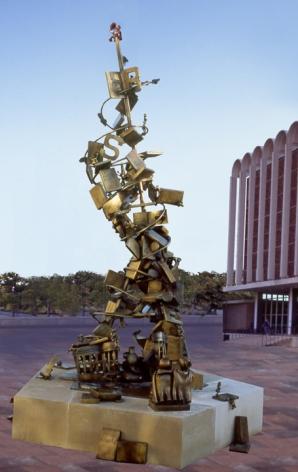 Tornado of Ideas, Texas Tech University, Lubbock, TX