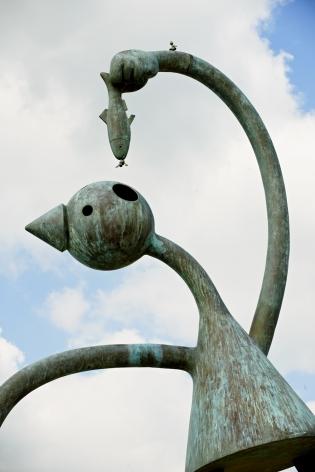 Herring Eater, Museum Beelden aan Zee, Scheveningen, The Netherlands