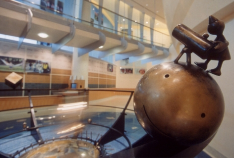 Suspended Mind, Carl Sagan Discovery Center, Montefiore Children's Hospital Bronx, NY