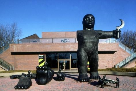 Dreamers Awake, Wichitia Art Museum, Wichita, KS