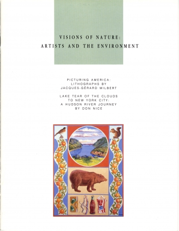 Visions of Nature: Artists and the Environment