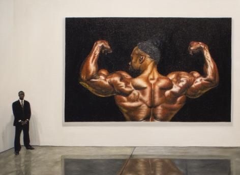 Marc Dennis_Devotion,2013 (20 x 30 inches) Front Image_Casterline Goodman Gallery.JPG