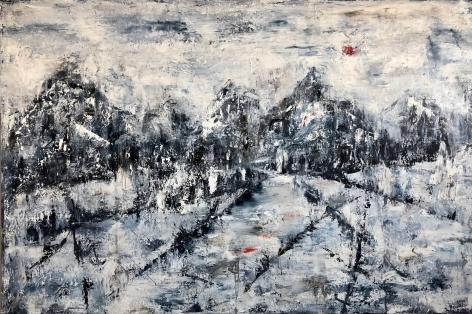 Mark Acetelli-Persistance, 2018 (60 x 40 inches)_ Casterline|Goodman Gallery.jpg