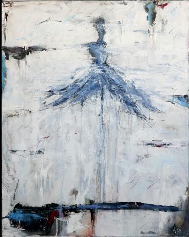 Mark Acetelli-Blue Dancer, 2018 (60 x 48 inches)_Casterline|Goodman Gallery.jpg