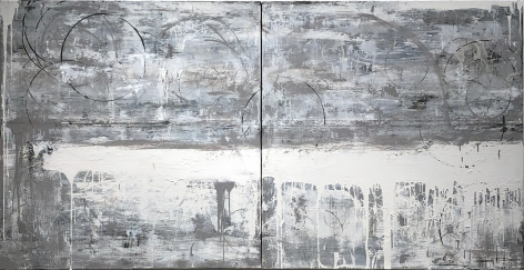 Danielle Procaccio-Joy Series, 1, 2018 (36 x 72 inches)_Casterline Goodman Gallery.jpg