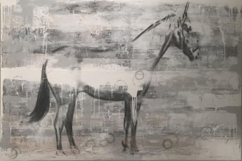 Danielle Procaccio-Silence, 2018 (40 x 75 inches)_Casterline Goodman Gallery.jpg