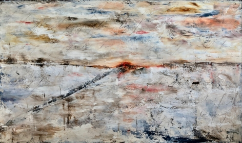 Mark Acetelli-Further From Somewhere, 2018 (60 x 36 inches)_ Casterline|Goodman Gallery.jpg
