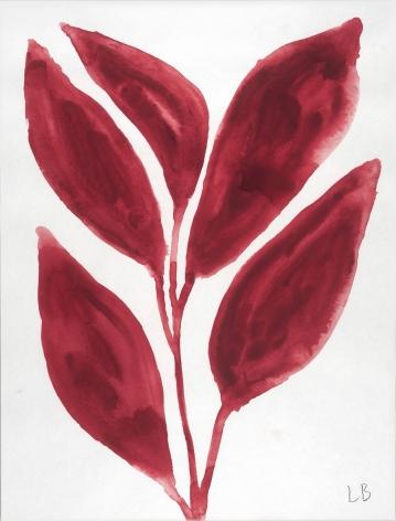 """Bourgeois_Les Fleurs, 2009 (23.5"""" x 18"""")"""