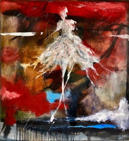 Mark Acetelli-Bella Antonia, 2018 (54 x 47 inches)_Casterline|Goodman Gallery.jpg