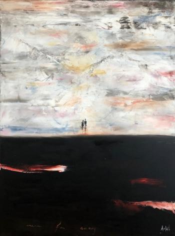 Mark Acetelli-One, 2018 (48 x 36 inches)_ Casterline|Goodman Gallery.jpg