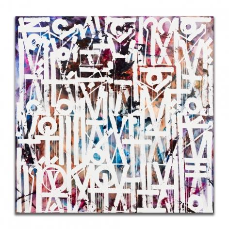 "Retna_Sequenced Marks, 2016 (72"" x 72"")_Casterline|Goodman Gallery.jpeg"