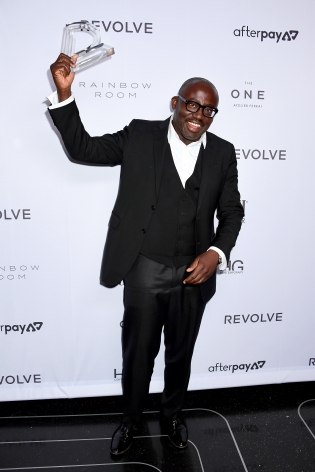 Edward Enninful at Hg Contemporary x Fma