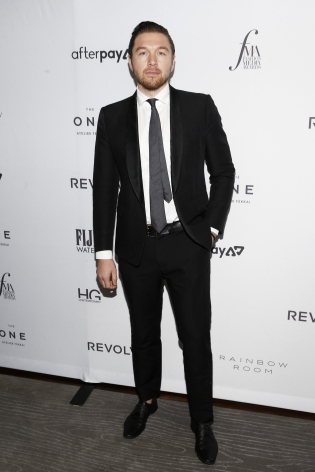 Philippe Hoerle-Guggenheim at the Fashion Media Awards presented by Daily Front Row
