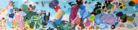 Un Dia en Las Carreras from Visto, no vista by Carlos Franco at Hg Contemporary
